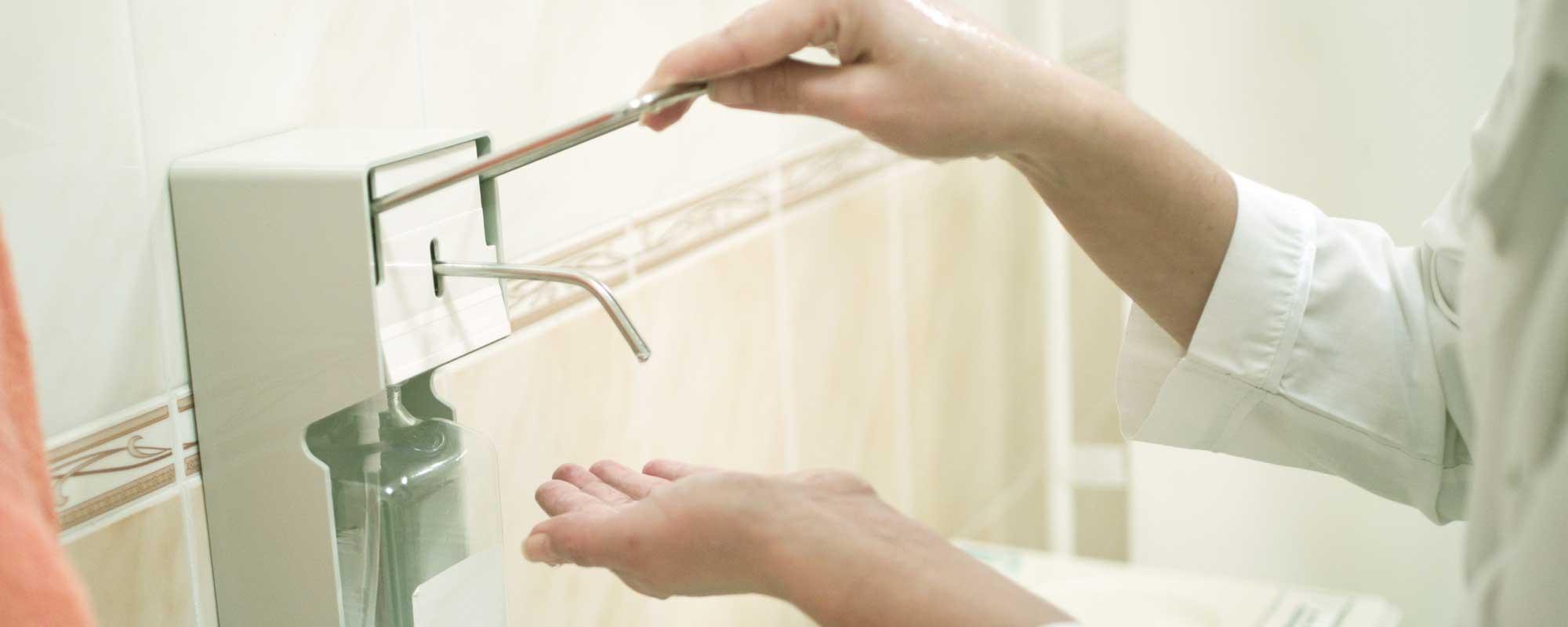 Quy trình vệ sinh tiêu chuẩn Y khoa