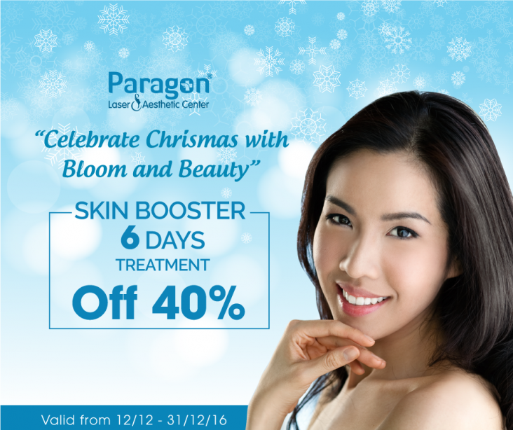 paragon clinic skin booster
